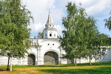 """Москва, царская усадьба """"Измайлово"""", Западные ворота,1682 год"""