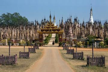 Kakku Temple Complex - Shan State - Myanmar