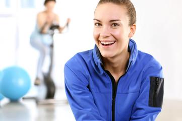 Areobik, trening, sala gimnastyczna