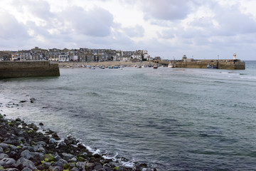 harbour of  ST. Ives, Cornwall