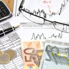 Business objects with Euro money