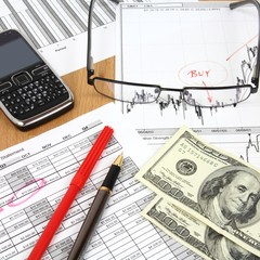 Financial analysis - documents and papers