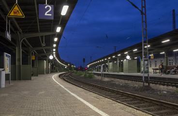 silent platform