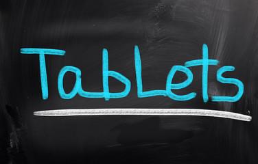 Tablets Concept