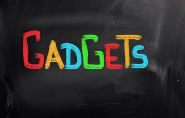 Gadgets Concept