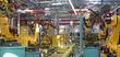 car assembly plant - 73660916