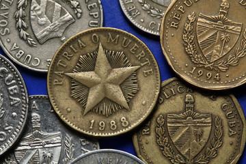 Coins of Cuba