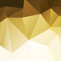 Vector abstract geometric background with triangle