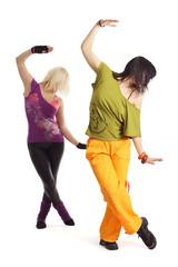 Spaß beim Tanzen