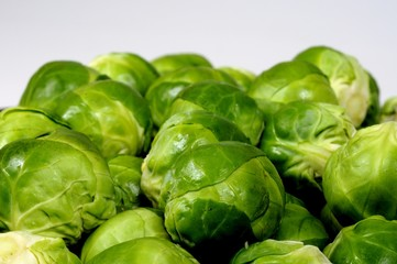 Brussels sprouts © Arena Photo UK
