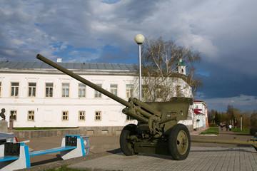 Memorial to the fallen in the Great Patriotic War, City Elabuga