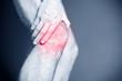 Running injury, knee pain