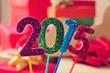 Zdjęcia na płótnie, fototapety, obrazy : 2015, as the new year