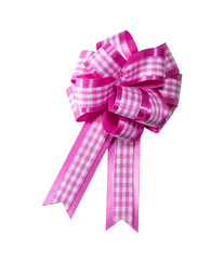 Pink  fancy gift bow