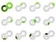 Circle Puzzle 11 - Green 1