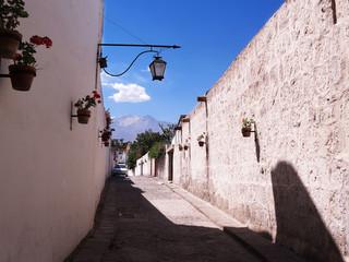Arequipa, barrio San Juan Baptisto