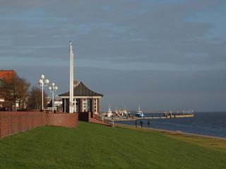 Südstrand in Wilhelmshaven
