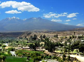 Vocan Chachami, Arrequipâ, Pérou