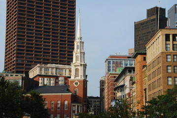 Park Street Church, Boston, USA