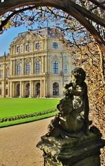 Putten im Hofgarten Würzburg