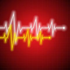 Medical design -  cardiogram