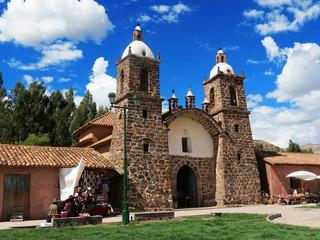 Eglise de Raqchi, Pérou
