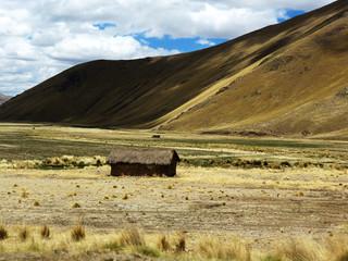 Vallée de Santa Rosa, Cordillère des Andes, Pérou