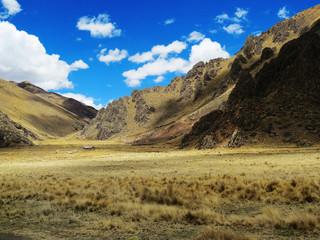 Pérou, Cordillère des Andes