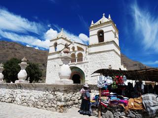Colca Maca Valley, Perou