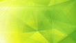 abstract triangle geometrical green background loop