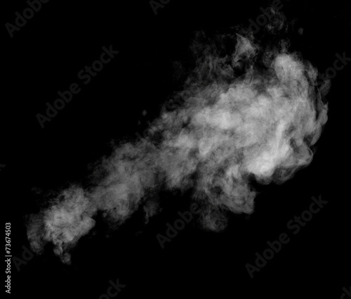 smoke steam fog air background shape black