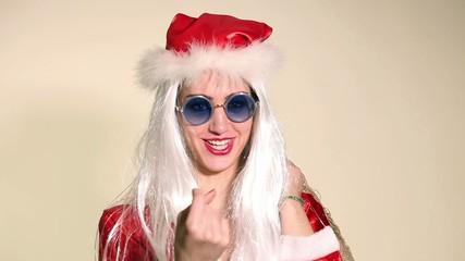 Santa Claus wants you
