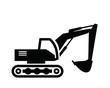 Excavator icon - 73677915