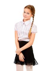 girl pupil