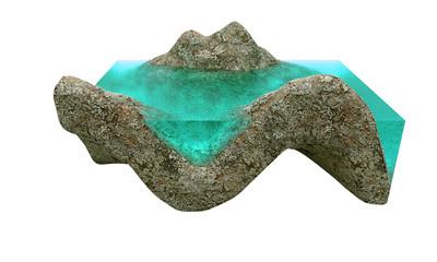 Sezione idrogeologica