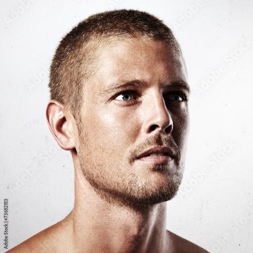 obraz PCV Portret młodego mężczyzny