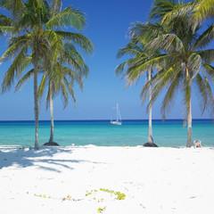 María la Gorda Beach, Pinar del Río Province, Cuba
