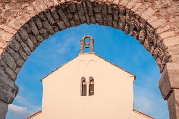 Old Mediterranean Church