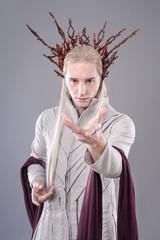 Troll. Thranduil, The Hobbit