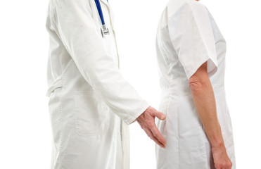 Harassment in hospital environment