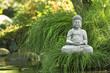 Statue de Bouddha Bien-être et Méditation - 73686537