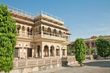 City Palace. Jaipur