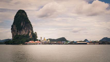Koh Panyee, Phang Nga, Thailand