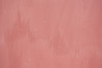 PLASTER SCRATCHED RED BRICK