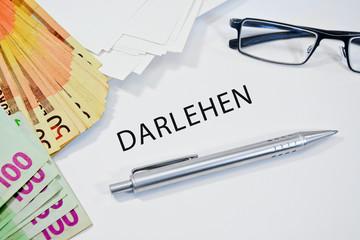 Darlehen