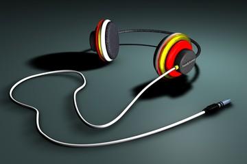 cuffie audio suono musica