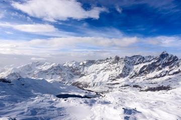 Panorama della Valtournenche