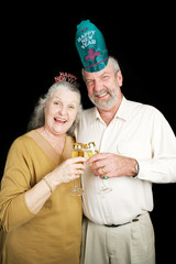 Seniors Party on New Years Eve