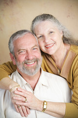 Portrait - Christian Senior Couple