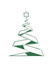 Weihnachtsbaum kunst